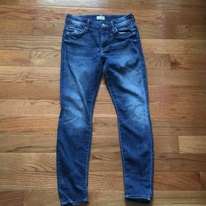 """Mother """"The Looker"""" Jeans"""